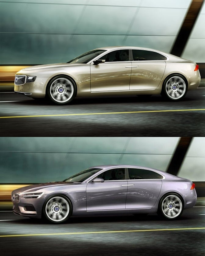 This Is Probably Not The Volvo Concept C Coupe