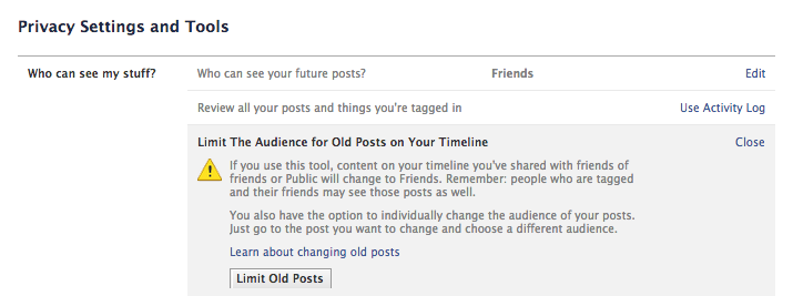 Facebook Removes Privacy Setting, So Anyone Can Find Your Profile