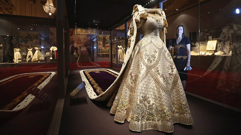 Now Here's a Gown (and Some Other Stuff) Fit For a Queen