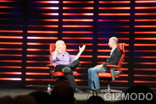 All Things D Live: Amazon's Jeff Bezos On The Past and Future Of The Kindle