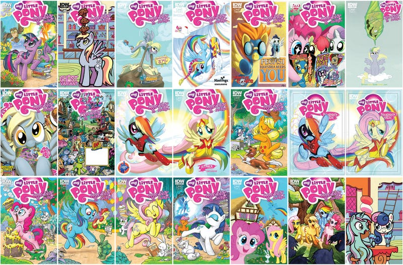 My Little Pony: Friendship is Magic Number One: The Kotaku Comic Book Review