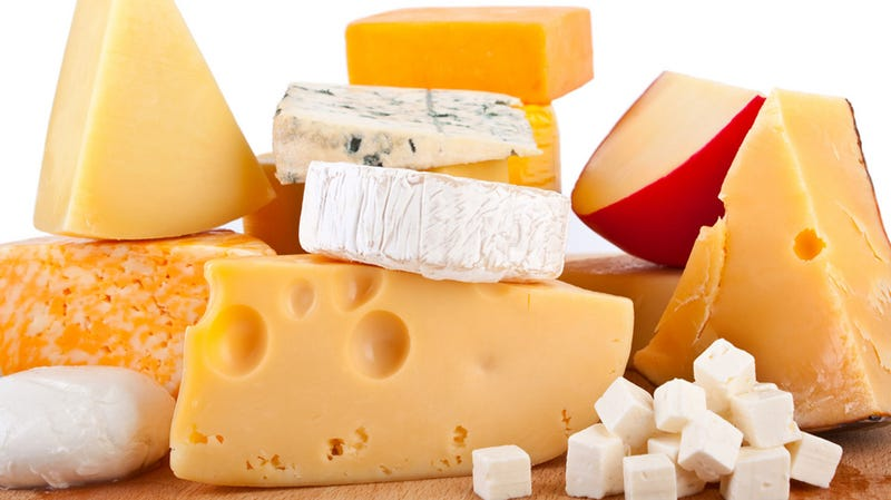 Cheese Will Make You Happy, May Also Lower Diabetes Risk