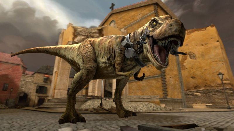 The Most Awesome Dinosaurs in Video Games