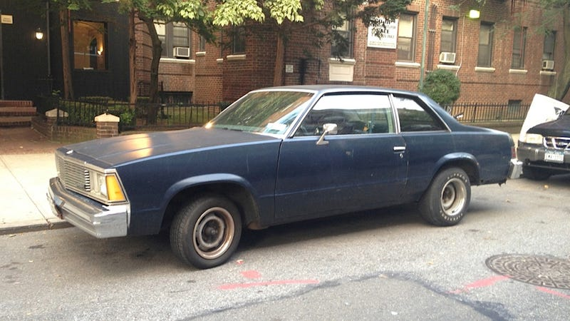 This Chevy Malibu Tells A Far-Out Story From A Far-Away Land