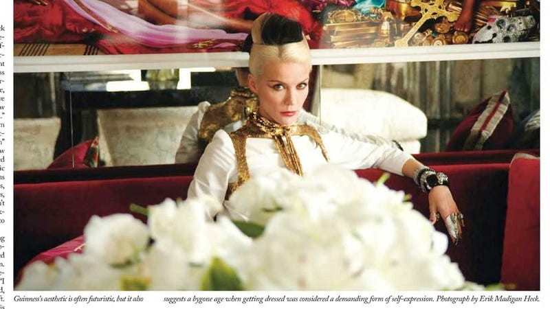 Field Guide: Daphne Guinness And Her Thoughts On Hitler