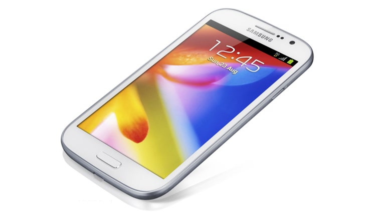 Samsung's New Galaxy Grand Doesn't Quite Live Up to Its Name