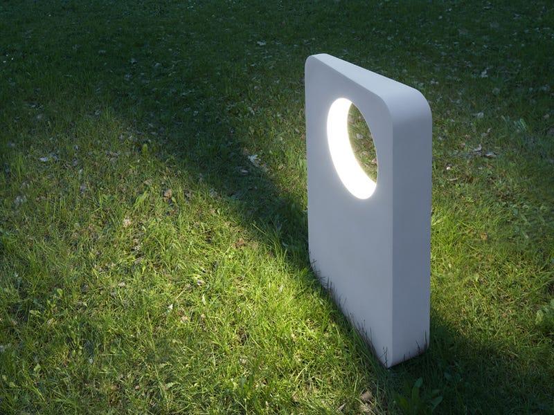 This Lamp Shines Like Soft Moonlight