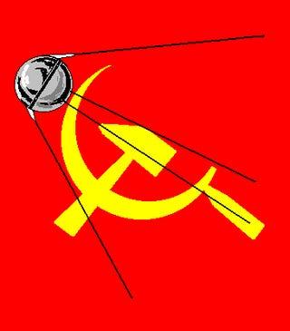 Sputnik Satellite's 50th Anniversary Today
