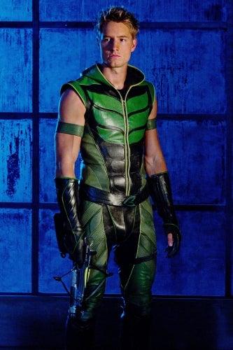 Smallville Isis Promo Pics