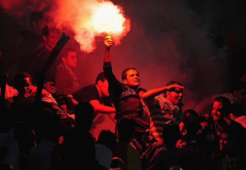Are Soccer Fans the Unsung Heroes of Egypt's Uprising?