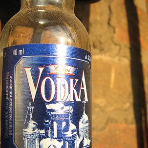 Get More From Cheap Vodka Than a Hangover