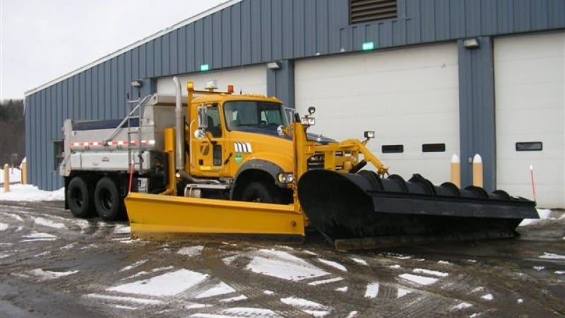 This Winter's Coolest Snow Plows