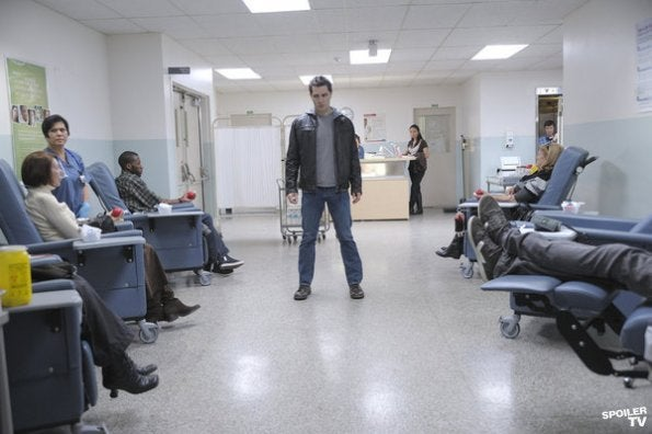 """Being Human U.S. 2x10, """"Dream Reaper"""" Pictures"""