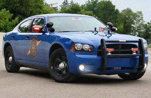 Ten Greatest American Police Patrol Cars