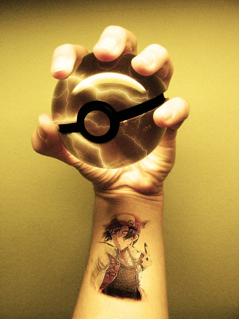 Would You Catch These Realistic PokéBalls? Could You?