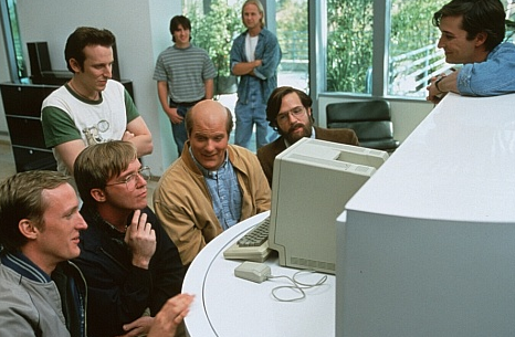 Steve and Bill...in Pirates of Silicon Valley