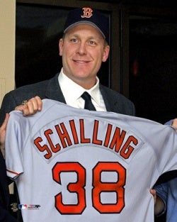 Curt Schilling Not Done Promoting Curt Schilling