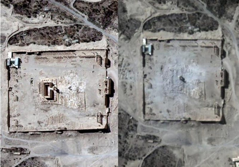 ISIS Damage to Ancient City of Palmyra Is 'Enormous'