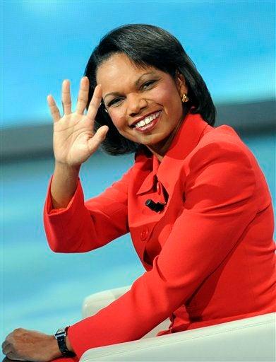 Condoleezza Rice Comes Out as a WNBA Fan