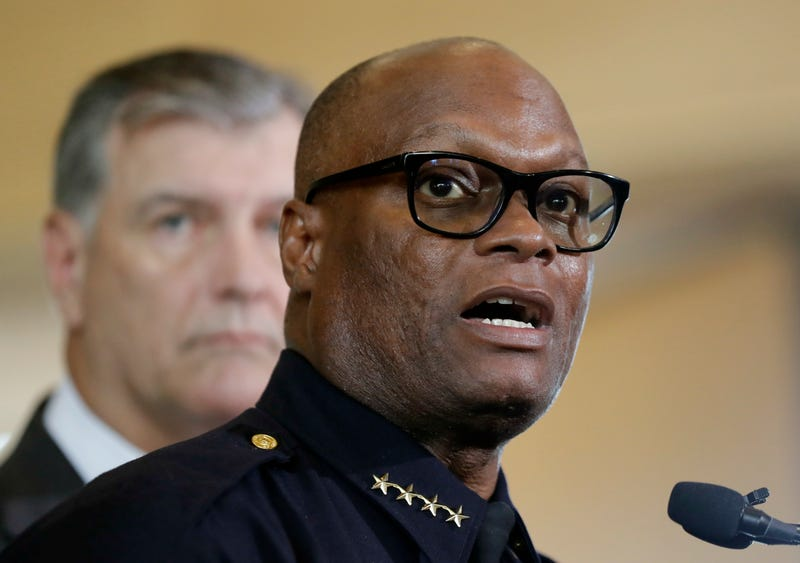 Dallas Police Chief Says Micah Johnson Wrote Message With His Own Blood Just Before He Was Killed