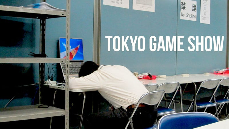 Tokyo Game Show Explosion Day 3: Dress-Ups, Butts, and Long Lines