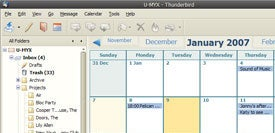 View and update Google Calendar with Thunderbird