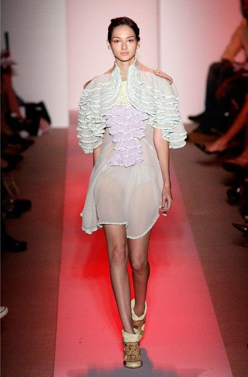 Fashion Show: Alexandre Herchcovitch