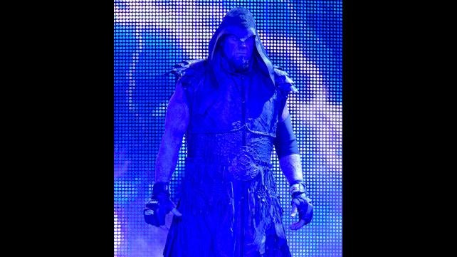 The Undertaker's Outfit Looks Awfully Familiar