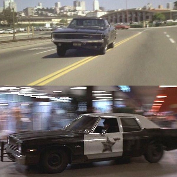 Bullitt Charger Or Bluesmobile Monaco?