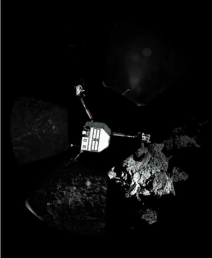 Comet landing live coverage: New images from the comet