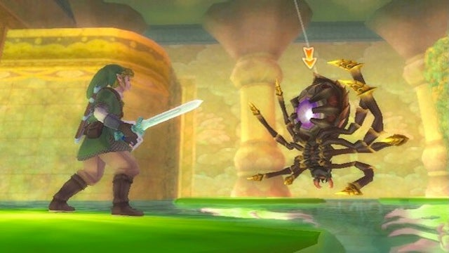 Downloadable Fix for Skyward Sword Bug Now Live in Japan, Coming Soon for U.S.