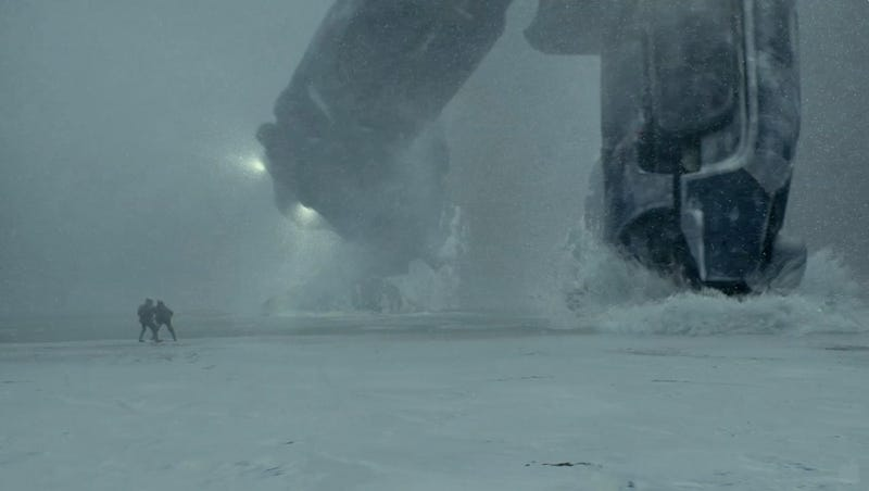 All the Best Monster Punching Closeups from the Pacific Rim Trailer