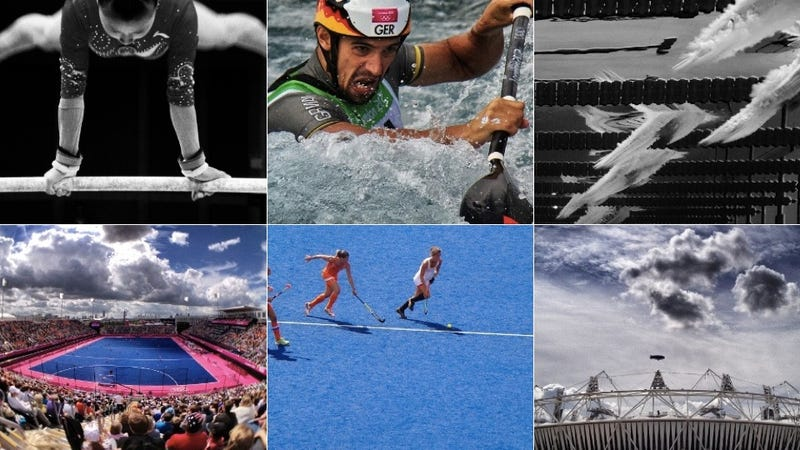 This Photojournalist Is Capturing the Olympics With Just an iPhone