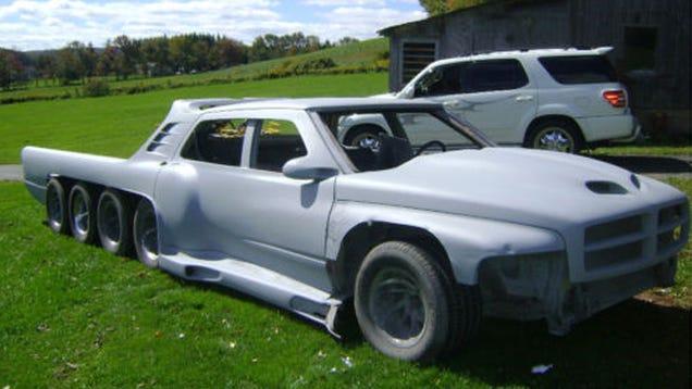 Front Wheel Drive Hauler : Wheel custom buick must be seen to believed