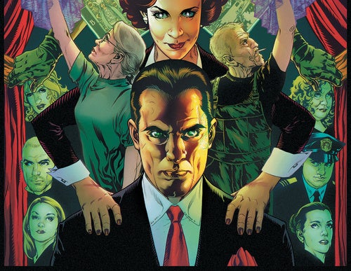 We bid adieu to Cade Skywalker and Brian K. Vaughan's super-mayor