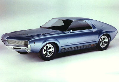 How The AMC Javelin Came To Be