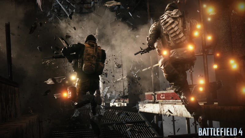 Battlefield May Allow Stats Transfer Between Console Generations, Too