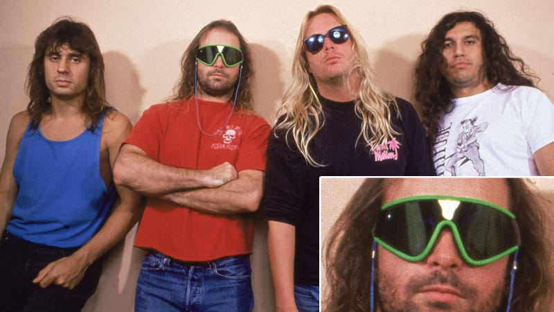 19 Pairs of Batshit-Crazy Sunglasses from the 1980s