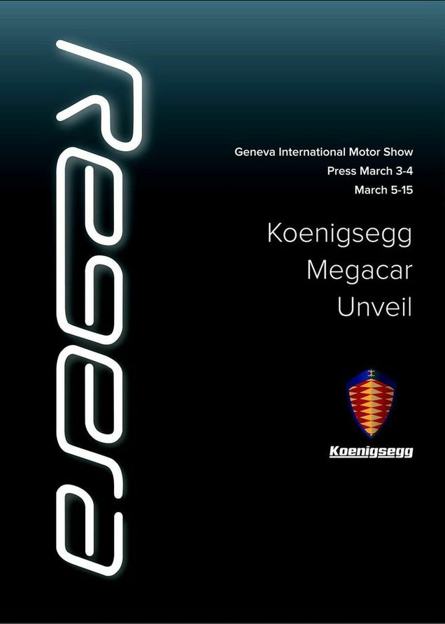 koenigsegg regera jalopnik with Koenigsegg Is Going To Unveil A Megacar Called The Rege 1684247387 on The Koenigsegg One 1 Is Swedens 280 Mph Carbon Fiber H 1532088783 furthermore Koenigseggs Mad Genius Ceo Can Track Every Koenigsegg C 1793302038 as well Christian Von Koenigsegg Specs His 1 9 Million Superca 1793712626 also Showthread likewise The Koenigsegg Regera Is Still The Craziest Car Of 2015 1713112110.