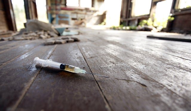 West Coast Heroin Now Comes With Free Botulism