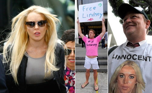 Lohan's Last Stand: Lindsay's Surrender and Imprisonment, Minute by Minute