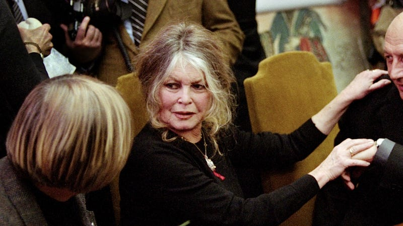 Brigitte Bardot Threatens to Leave France for Vladimir Putin's Animal Paradise If Circus Elephants Are Euthanized