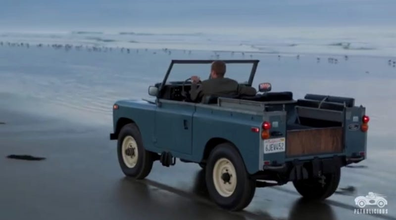 This Series III Land Rover Is An Elegant Workhorse