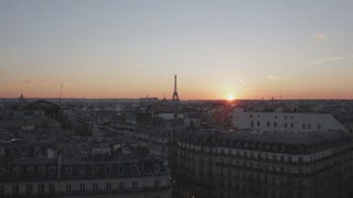 Hypnotic hyperlapse of Paris teleports you all over the bea