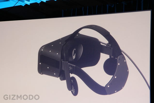 The New Oculus Rift Prototype Is Called Crescent Bay