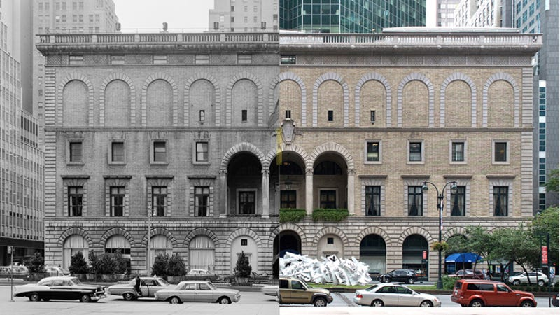 See How New York City's Cars Have Changed Over The Decades