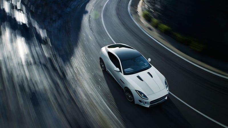 Jaguar Coupe or Coup d'état?