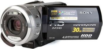 Sony HDR-SR1, Hottest HD Cam on the Market