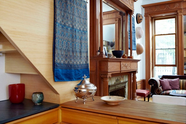 An Amazing 240-Square Foot Apartment Works Like a Magical Jewelry Box