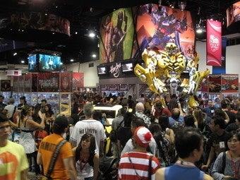 Comic-Con 2009 Wrapup: The Shiniest Things We Saw